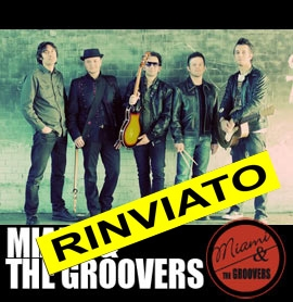 MIAMI & THE GROOVERS
